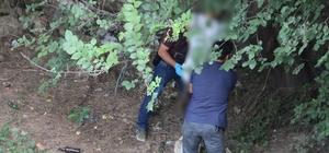 Gediz Köprüsünün altında erkek cesedi bulundu Manisa'da 5 gündür kayıp olan gencin cesedi Gediz Köprüsünün altında bulundu