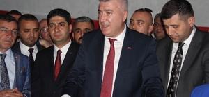 """MHP İl Başkanı Serkan Tok: """"Genel başkanımızın talimatıyla seçilmiş hükümetin yanından milim ayrılmadık"""""""