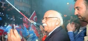 Erdoğan'ın seçim başarısı kutlanıyor