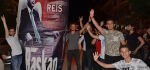 AK Parti Turgutlu'da büyük coşku