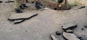 Jandarma Başkale'de faciayı önledi