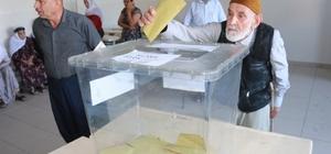 Adıyaman'da seçim sonucu: 4 AK Parti, 1 CHP
