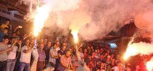 Aydın'da seçim coşkusu Köylüler Cumhur İttifakı'nın zaferini böyle kutladı
