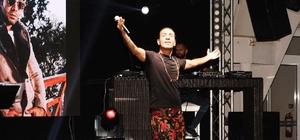 Alex Şahin'in yaz konserlerine yoğun ilgi