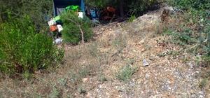 Mersin'de çapa motoru devrildi: 1 ölü
