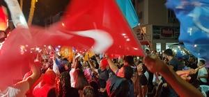 Osmaniye'de MHP 1 milletvekilini CHP'ye kaptırdı MHP Osmaniye'de mevcut milletvekili ve 2'inci sıra adayı Doç. Dr. Ruhi Ersoy mMeclis dışı kaldı