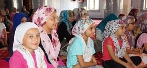 Aydın'da Yaz Kuran Kursları eğitime başladı