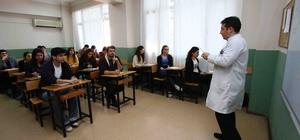 BAYSEM'de sınav heyecanı