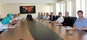 Fatsa'da 'METİP' toplantısı gerçekleşti