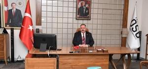 Kayseri OSB Yönetim Kurulu Başkanı Tahir Nursaçan 24 Haziran Seçimleri Sonuçlarını Değerlendirdi