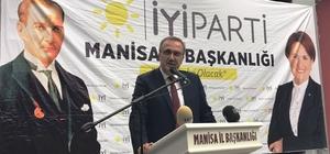 İYİ Partili Karaçoban'dan teşekkür