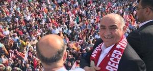 """Karahocagil: """"Yeni Türkiye güven ve adalet kapısı olacaktır"""""""