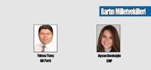 Bartın'da kesin olmayan sonuçlara göre AK Parti 1, CHP 1 milletvekili kazandı