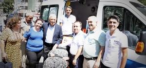 Büyükşehir seçimde engelleri kaldırdı Muğla Büyükşehir Belediyesi 24 Haziran 2018'de yapılan seçimlerde hasta nakil ambulansı ve engelli nakil araçları ile 406 vatandaşı sandığa götürerek oylarını kullanmalarını sağladı.