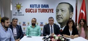 """""""Anadolu Ajansı hepimizin hakkının olduğu bir yer"""""""