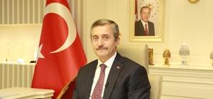"""Belediye Başkanı Tahmazoğlu: """"Milletimiz Reis ile devam dedi"""""""