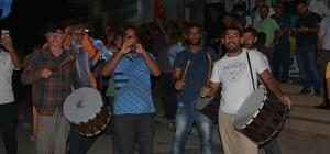 Gaziantep'te rekor Nurdağı'ndan geldi