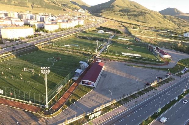 Palandöken Yüksek İrtifa Kamp Merkezi Süper Lig takımlarının yeni gözdesi Sezon öncesi 60 profesyonel takım kamp için Erzurum'u seçti