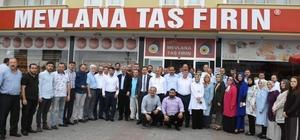 AK Parti Trabzon Milletvekilleri ve adayları seçim sonrası Trabzon'un batı ilçelerini turladı