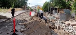 Başkan Karayol ilçede altyapı çalışmalarını inceledi