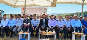Kocasinan'da Şanlı Buğday Çeşidi Tarla Günü