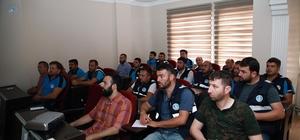 Kadroya geçen işçilere oryantasyon eğitimleri devam ediyor