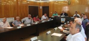 İncesu Belediyesinde Temmuz ayı Meclis Toplantısı yapıldı