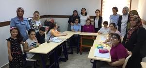 Vezirçiftliği Semt Konağı'nda özel eğitim ve drama kursu