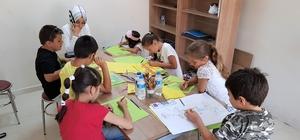 Başiskele Çocuk Üniversitesi'nde yaz okulu heyecanı