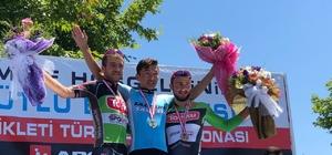 Büyükşehirli bisikletçi, Türkiye şampiyonu oldu