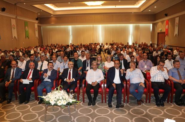 Adana'da Akdeniz Meyve Sineği ile Mücadele Toplantısı