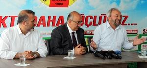 """Başkan Kalkan: """"Kayseri eğitimini ilk 5'e taşıyacağız"""" Yapılandırma Kanunu'na Kayseri'den 40 binin üzerinde başvuru Türk Eğitim-Sen ERÜ'deki yetkiyi tekrar devraldı Gazeteciler Cemiyeti'ne tebrik ziyaretleri devam ediyor"""