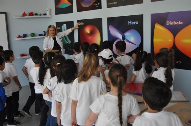 Aydınlı öğrencilerin müze ilgisi
