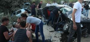 İzmit-Kandıra yolunda zincirleme kaza: 9 yaralı