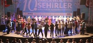 Darıca Sahili'nde etkinlikler Erzincanlılar ile devam etti