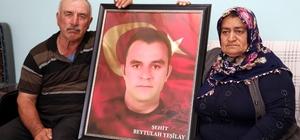 15 Temmuz'da bir oğlunu gazi bir oğlunu da şehit veren aile idam istiyor