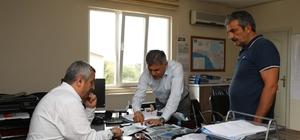 Körfez'de güvenli park uygulaması için çalışmalar devam ediyor