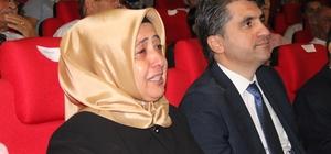 """15 Temmuz günü şehit olan Özel Harekat Komiseri Gülşah Güler'in annesi Emine Güler: """"Benim için her gün 15 Temmuz"""" Şehit babası Hüseyin Güler: """"Evlatlarımla birlikte her zaman bu vatan için ölmeye ve can vermeye hazırız"""" KADEM 15 Temmuz'un kadın kahramanlarını andı"""