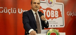 """ATSO Başkanı Kırlangıç: """"Türkiye, 15 Temmuz sonrası dünyaya gücünü gösterdi"""""""