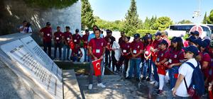 Mehmetçik Vakfından Çanakkale'ye kültür gezisi