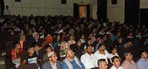 Hizan'da 15 Temmuz etkinliği