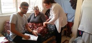 Kilolu kadın kabuslarından kurtulacak Mersin'de son 1 yılda aldığı aşırı kilolar yüzünden yerinden kalkamaz hale gelen 64 yaşındaki Süheyla Nacakçı, 'morbid obez hasta kayıt sistemi' ile takip edilecek