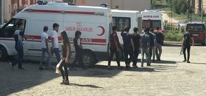Sarıkamış'ta 21 yabancı uyruklu vatandaş Van'a gönderildi