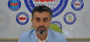 Başkan Tefçi'den 15 Temmuz açıklaması
