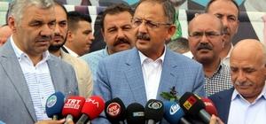"""Önceki dönem Çevre ve Şehircilik Bakanı Özhaseki memleketinde törenle karşılandı AK Parti Kayseri Milletvekili Mehmet Özhaseki: """"Bakanlığımız döneminde üzerimize düşenleri hakkıyla yapmaya gayret ettik """"Elimizden geldiğince gerek şehrimize gerek ülkemize hizmet etmeye devam edeceğiz"""""""