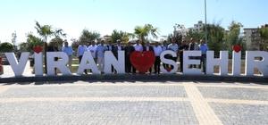 Büyükşehir Belediyesinden Viranşehir'e büyük yatırımlar