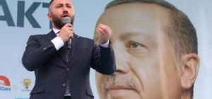 """Başkan Çelenk: """"15 Temmuz, millet iradesinin vücut bulduğu gündür"""" AK Parti Ordu İl Başkanı Uğur Çelenk'in 15 Temmuz mesajı"""