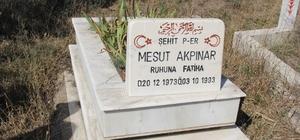 Şuhut'ta 15 Temmuz nedeniyle şehitlikler ziyaret edildi