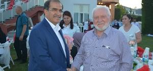 Uşak'ta Şehit Aileleri ve Gaziler onuruna akşam yemeği verildi