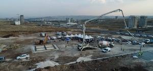 Şanlıurfa'da Çocuk Trafik Eğitim Parkının temeli atıldı